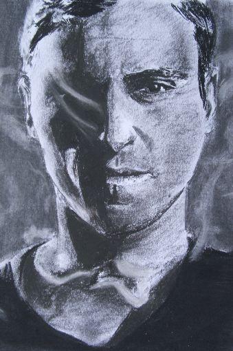 Joaquin Phoenix by chamalow